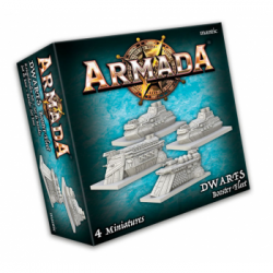 Armada - Dwarf Booster Fleet - EN