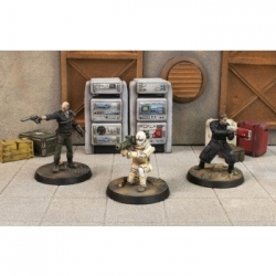 Fallout: Wasteland Warfare - Institute: Covert Operations - EN