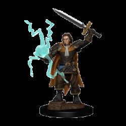 Pathfinder Battles: Premium Painted Figure - Human Cleric Male (6 Units) - EN