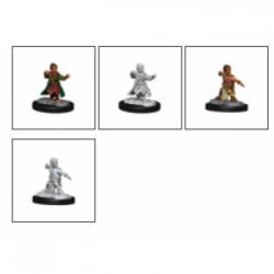 Pathfinder Deep Cuts: Halfing Monk Male (2 Units) - EN