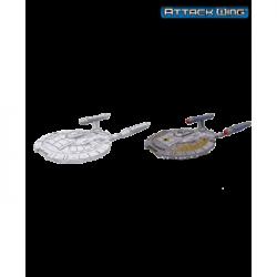 Star Trek Deep Cuts: NX Class (6 Units)