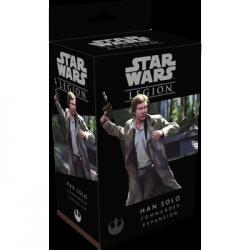 FFG - Star Wars Legion - Han Solo Commander Expansion - EN