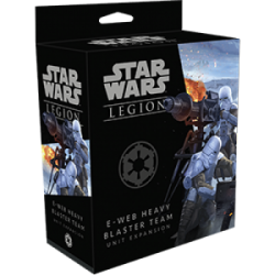FFG - Star Wars Legion - E-Web Heavy Blaster Team Unit Expansion - EN