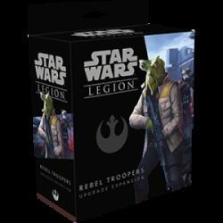 FFG - Star Wars Legion: Rebel Trooper Upgrade Expansion - EN