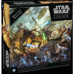 FFG - Star Wars: Legion - Clone Wars Grundspiel - DE