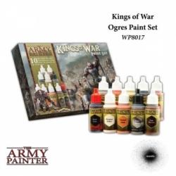 The Army Painter - Warpaints Kings of War Ogres paint set