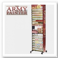 The Army Painter - Paint Racking System, incl. Retail starter selection
