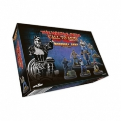 The Walking Dead: Call to Arms Woodbury Army Faction Pack - EN