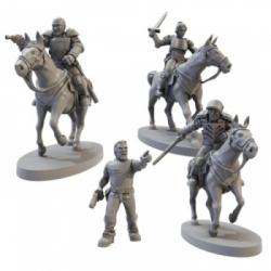 The Walking Dead: All Out War - The Kingdom Faction Pack - EN