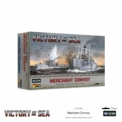 Victory at Sea - Merchant Convoy - EN