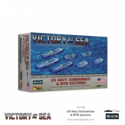 Victory at Sea - US Navy Submarines & MTB sections - EN