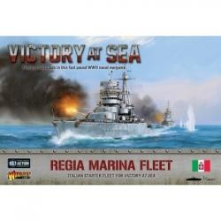 Victory at Sea - Regia Marina fleet box - EN