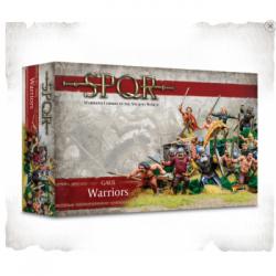 SPQR: Gaul - Warriors - EN