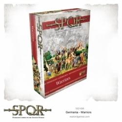 SPQR: Germania - Warriors - EN