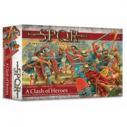 SPQR: A Clash of Heroes Starter Set - EN