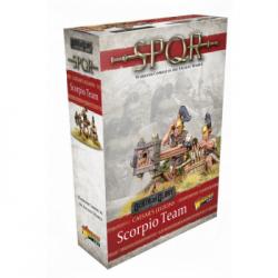 SPQR: Caesar's Legions - Scorpion Team - EN