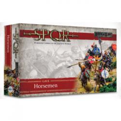 SPQR: Gaul - Horsemen - EN