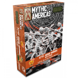 Mythic Americas: Jaguar Warriors with spears - EN