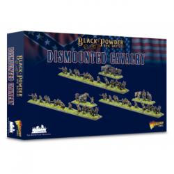 Black Powder Epic Battles: ACW Dismounted Cavalry - EN