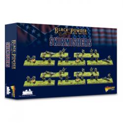 Black Powder Epic Battles: ACW Skirmishers - EN