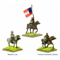 Black Powder Epic Battles: ACW Confederate Command - EN