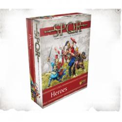 SPQR: Gaul - Heroes - EN