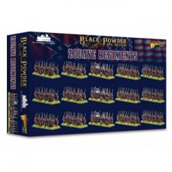 Black Powder Epic Battles: ACW Zouaves - EN