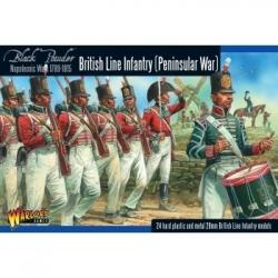 Black Powder British Line Infantry (Peninsular) (24) - EN