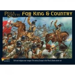 Pike & Shotte: For King & Country Starter Set - EN