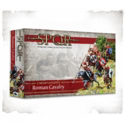 SPQR: Caesar's Legions - Roman Cavalry - EN