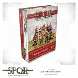 SPQR: Gaul - Tribesmen archers - EN