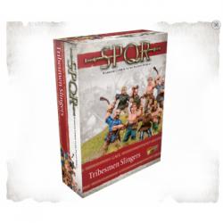 SPQR: Gaul - Tribesmen Slingers - EN