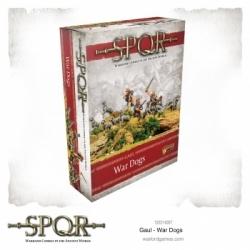 SPQR: Gaul - War Dogs - EN