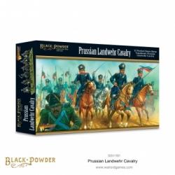 Black Powder Prussian Landwehr cavalry - EN