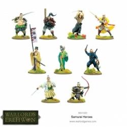 Warlords of Erehwon: Samurai Heroes - EN