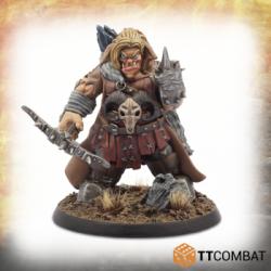 Warlord of Erehwon: Ogre Huntress - EN