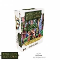Warlords of Erehwon: Oni Ogres - EN