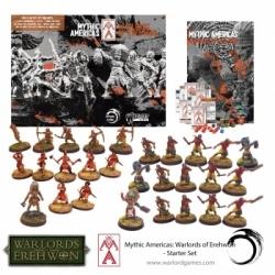 Warlords of Erehwon: Mythic Americas - Aztec & Nations Starter Set - EN