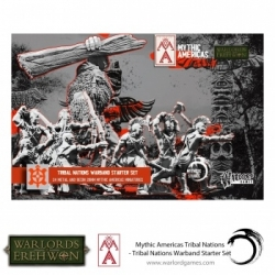 Warlords of Erehwon: Mythic Americas - Tribal Nations Warband Starter Set - EN