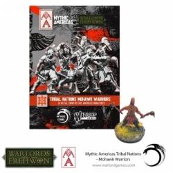 Warlords of Erehwon: Mythic Americas - Mohawk Warriors - EN