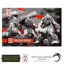 Warlords of Erehwon: Mythic Americas - Sasquatches - EN
