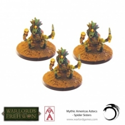 Warlords of Erehwon: Mythic Americas - Spider Sisters - EN