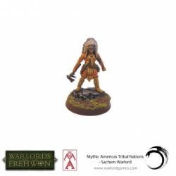 Warlords of Erehwon: Mythic Americas - Sachem Warlord - EN
