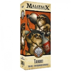Malifaux 3rd Edition - Tanuki - EN