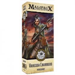 Malifaux 3rd Edition - Alt Vanessa - EN