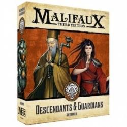 Malifaux 3rd Edition - Descendants and Guardians - EN