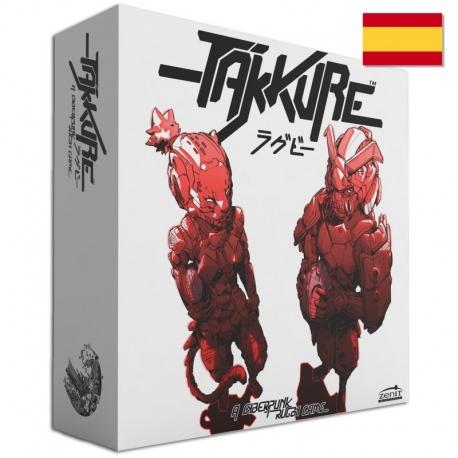 Juego de mesa de miniaturas Takkure Core Box de Zenit Miniatures