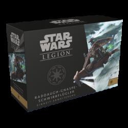 Star Wars: Legion - Raddaugh-Gnaspe-Schwirrflügler Erweiterung - DE