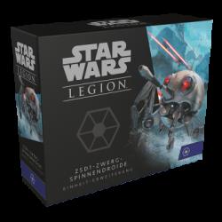 Star Wars: Legion - ZSD1-Zwerg-Spinnendroide Erweiterung - DE