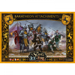 A Song of Ice & Fire - Baratheon Attachments 1 - DE